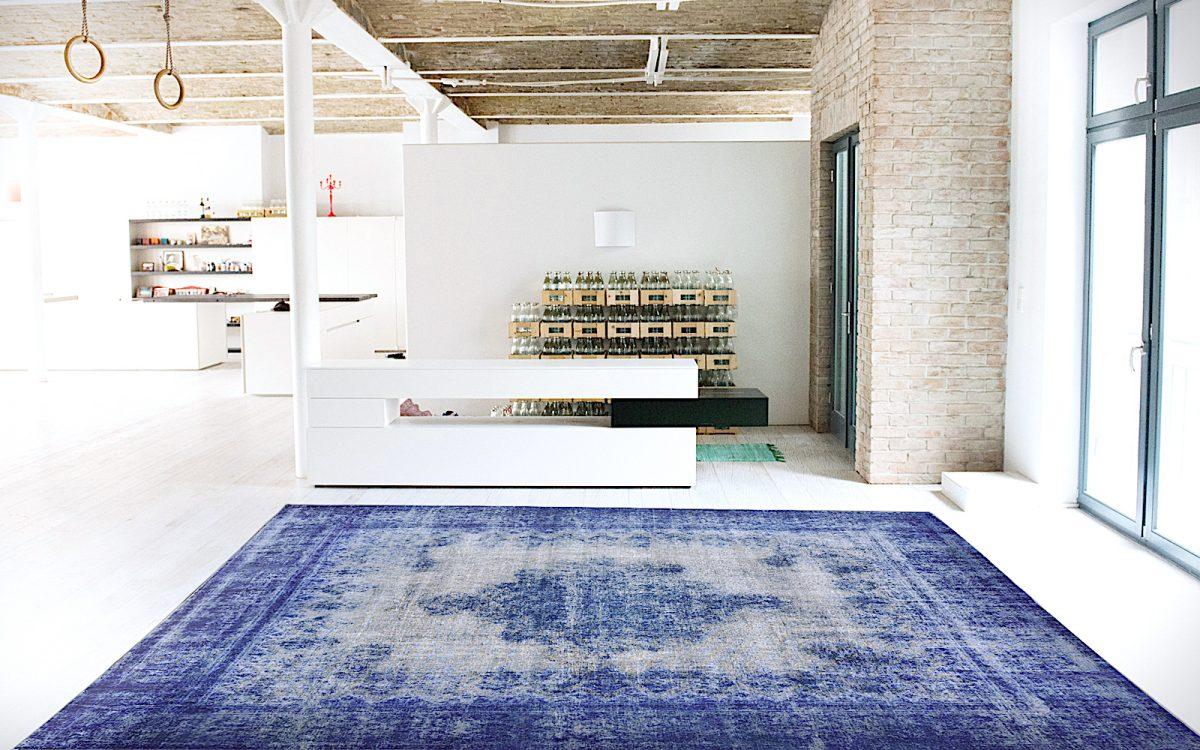 Auf der Suche nach dem perfekten Vintage Teppich türkis?